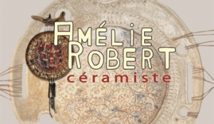 Carte de visite Amélie Robert Céramiste