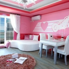 Decorated Living Rooms Images Room Canvas Pictures Magic For Girls | • Sevelina Games