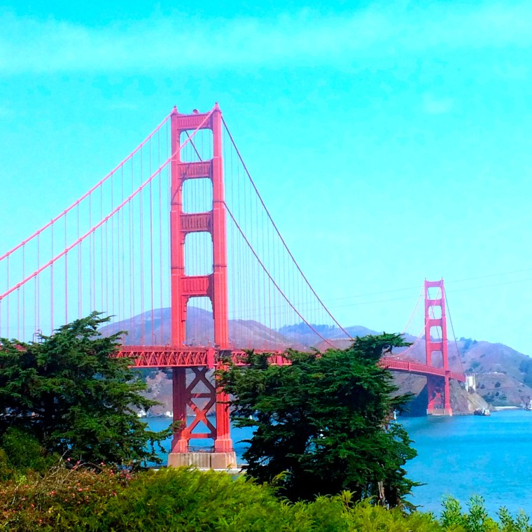 Golden Gate Bridge, San Francisco. 15 Highlights from 2015!