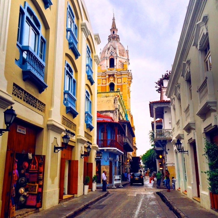 Colourful Cartagena, Colombia. 15 Highlights from 2015!