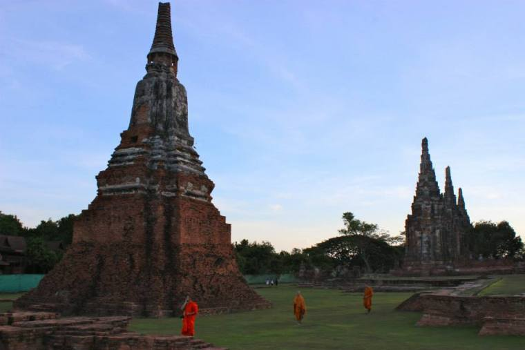 Beautiful Ayutthaya, Thailand!