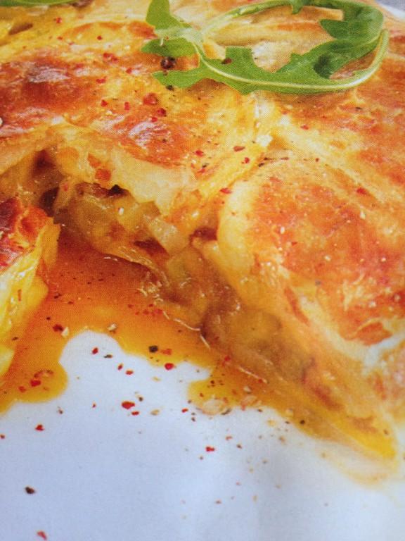 Gâteau à l'omelette