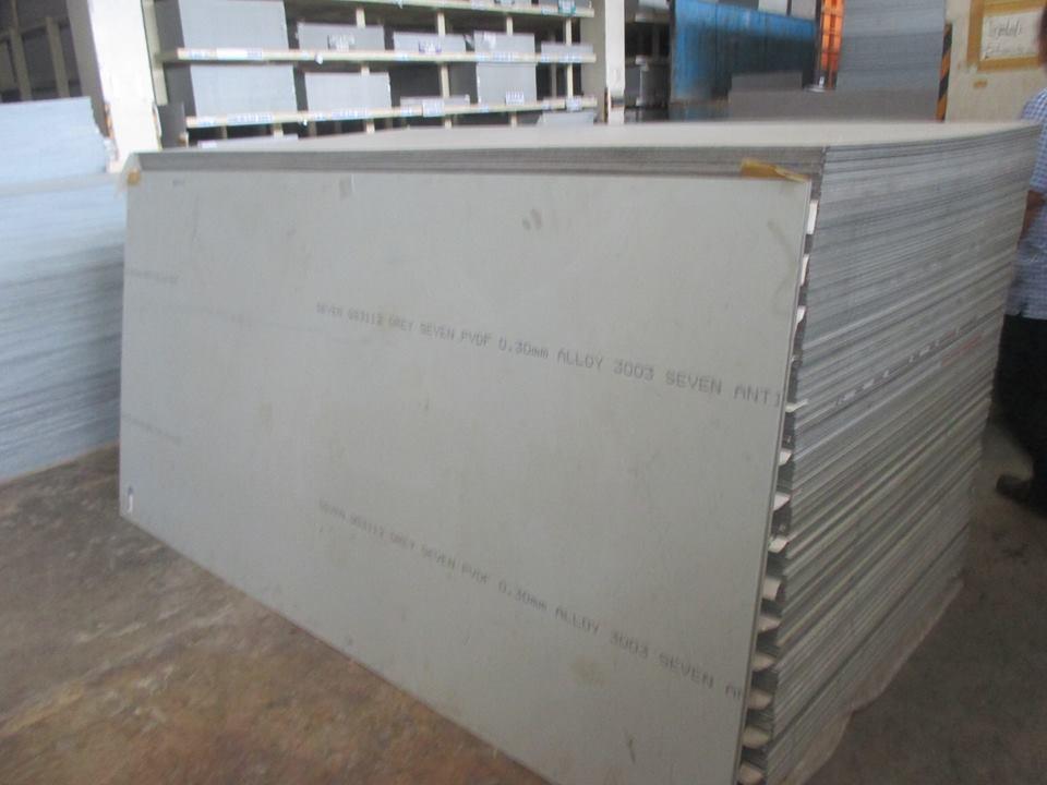 Jual Seven aluminium composite panel harga promo di Jakarta