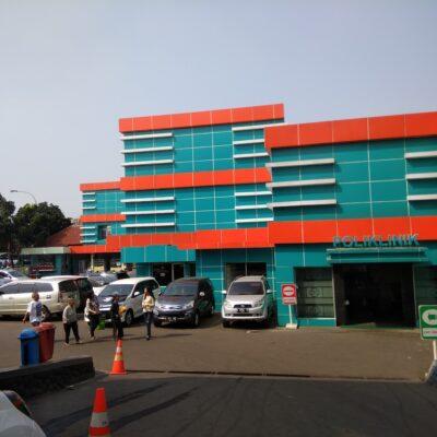 tukang pasang ACP spesialis jasa pasang aluminium composite panel Seven di Jakarta