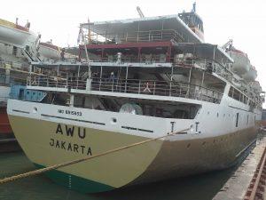 tukang pasang ACP spesialis jasa pasang aluminium composite panel Seven kapal di Jakarta