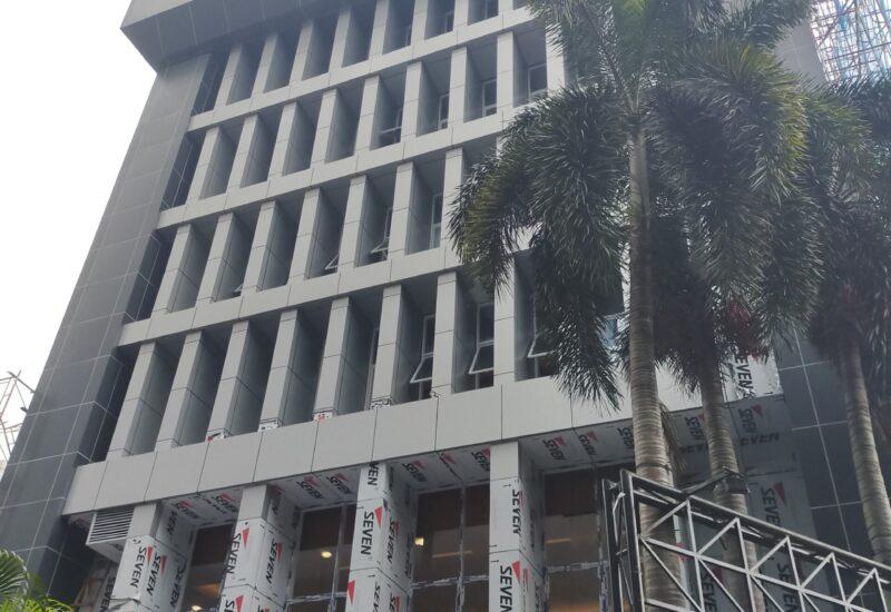 Renovasi Gedung A 1 Dirjen Pajak Pusat