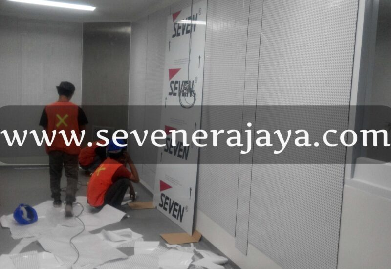Renovasi Gedung A 1 Dirjen Pajak PusatDISTRIBUTOR SEVEN ALUMINIUM COMPOSITE PANEL