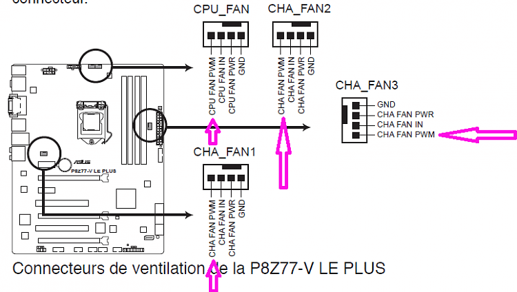 4 Pin Wire Diagram Case Fan : 27 Wiring Diagram Images