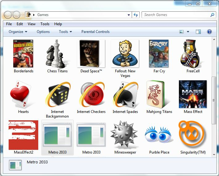 Games Explorer Folder Delete A Game Page 2 Windows 7