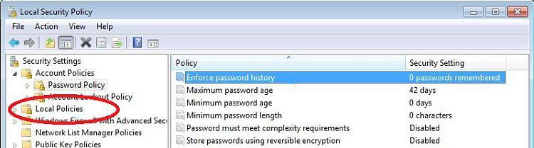 Security Event Logon Type 3