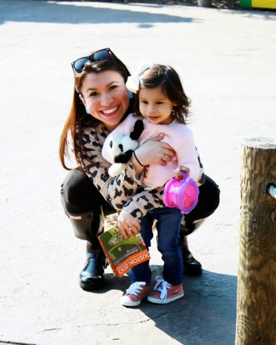 5 Tips to Enjoy the Zoo: Our First Trip