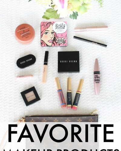 Weekly Chit Chat…Hello, Fall: A Playlist & Favorite Makeup Routine