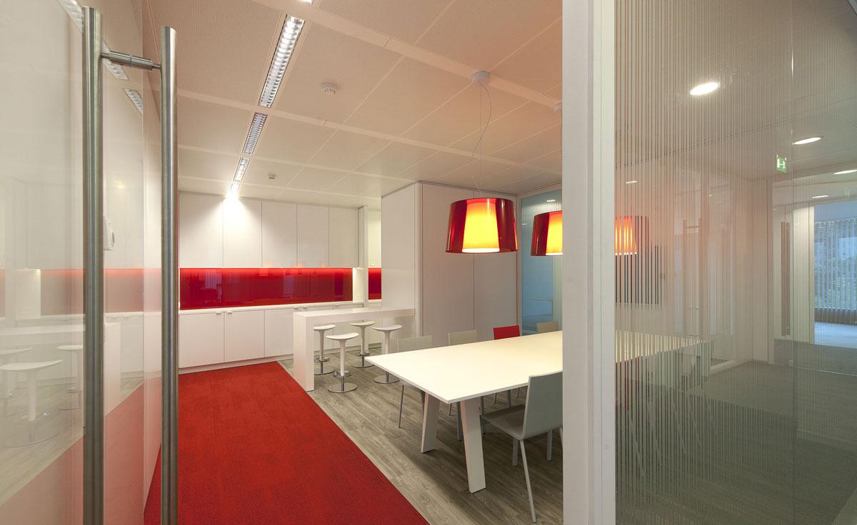 Codic Group pareti mobili modulari per uffici colori e