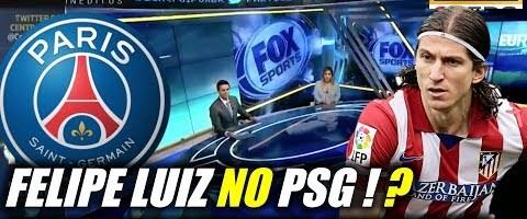 BOMBA! Felipe Luis no PSG !!? Veja o Destino do Jogador