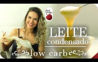 Leite Condensado Low Carb | Fácil, de Fazer e Não Engorda!
