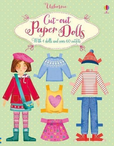 Cut-Out Paper Dolls by Fiona Watt