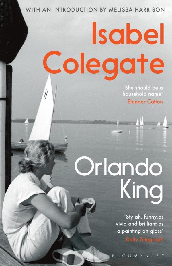 Orlando King by Isabel Colegate