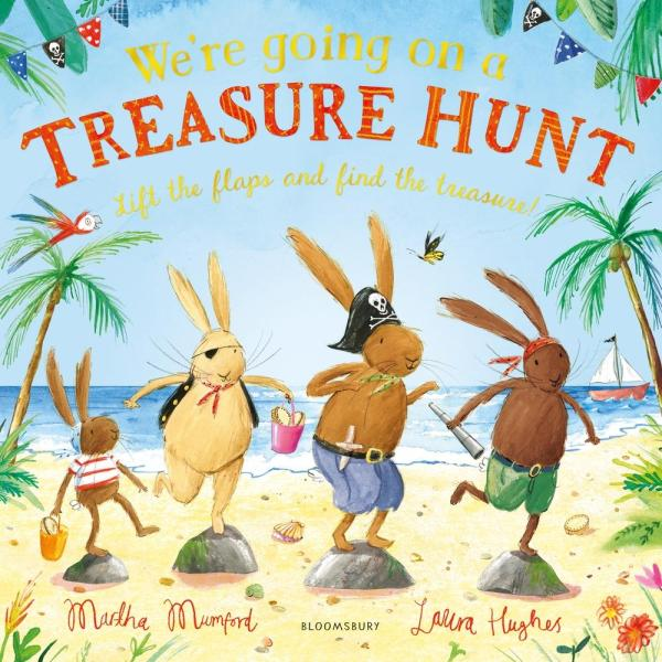 We're Going on a Treasure Hunt by Martha Mumford