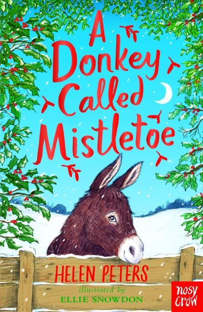 A Donkey Called Mistletoe by Helen Peters