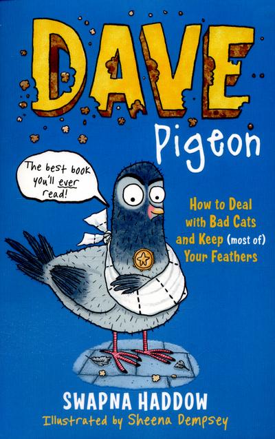 Dave Pigeon  (SR16) by Swapna Haddow