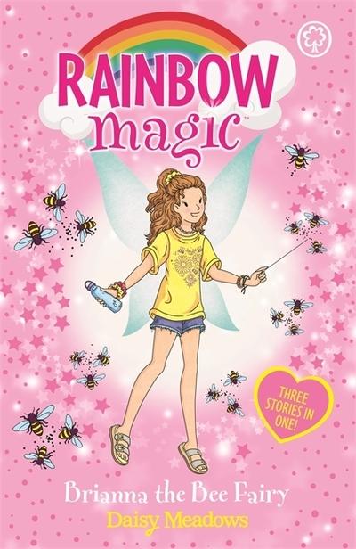 Rainbow Magic: Brianna the Bee Fairy by Daisy Meadows