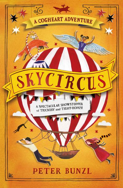 Skycircus by Peter Bunzl