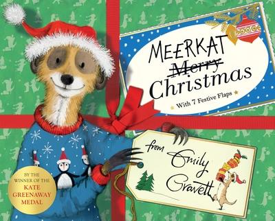 Meerkat Christmas by Emily Gravett