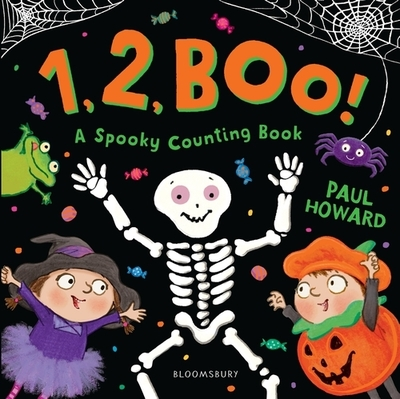 1, 2, BOO!: A Spooky Counting Book by Paul Howard