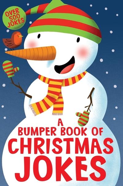 A Bumper Book of Christmas Jokes by Macmillan Child Books