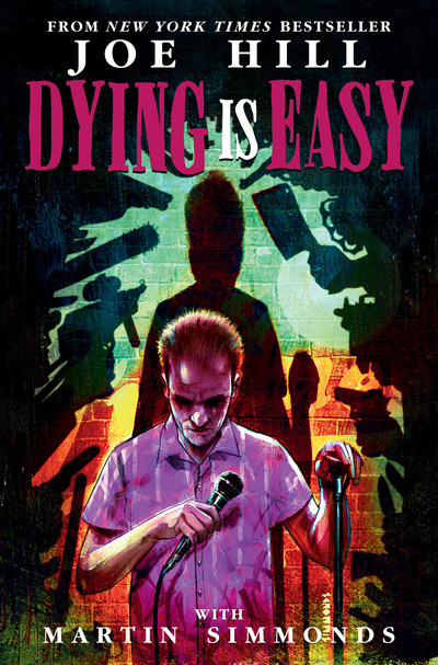 Dying is Easy by Joe Hill