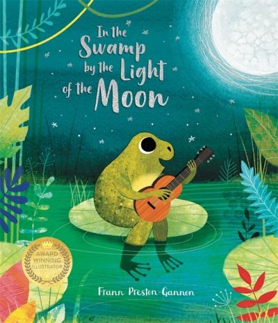 In the Swamp by the Light of the Moon by Frann Preston-Gannon