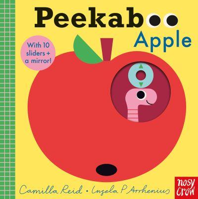 Peekaboo apple by Camilla Reid