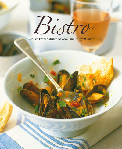 Bistro by Laura Washburn Hutton