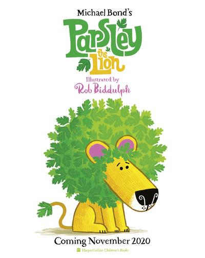 The Adventures of Parsley the Lion by Michael Bond