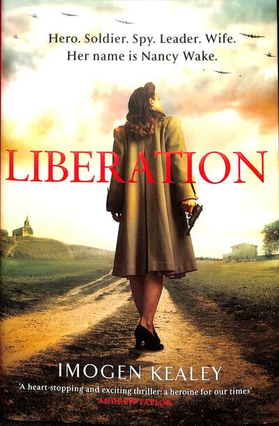Liberation by Imogen Kealey
