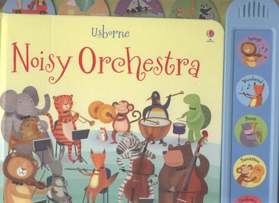 Noisy Orchestra by Sam Taplin