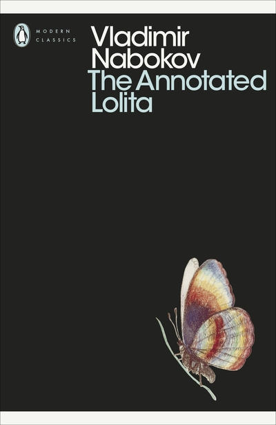 Annotated Lolita by Vladimir Nabokov