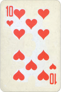 ten of hearts birth