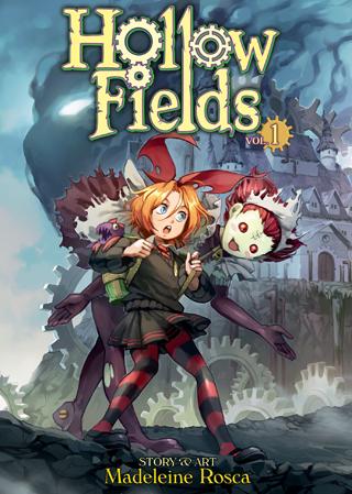 Hollow Fields (color) Vol. 1