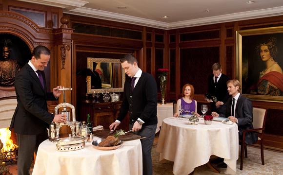 Lorenz Adlon Esszimmer Restaurant  Seven Stars global hospitality awards  Follow our Seven