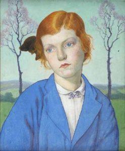 Horace Weston Taylor - Contemplation, 1919