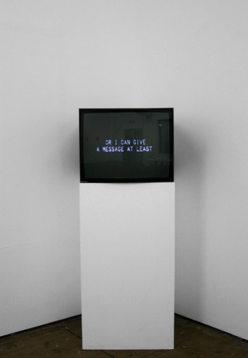 Davidovich Screen plinth