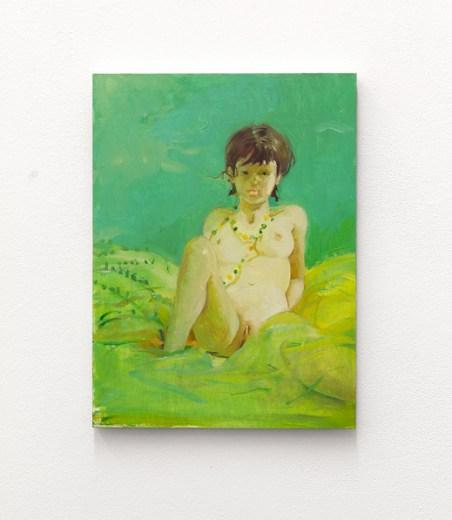 Lisa Yuskavage, Untitled