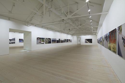 Jon Rafman Saatchi Installation 4