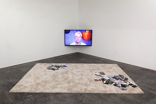 Cecile B. Evans, Hyperlinks or it didn't happen, HD video, 2014 Installation