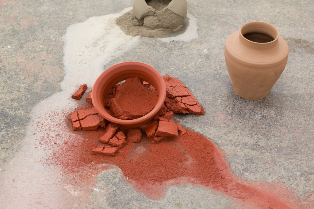 Lehmann Red pot