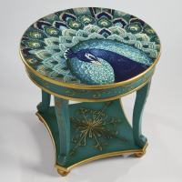 Peacock Table | Seventh Avenue