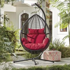 Egg Chair Swing Adirondack Lounge Seventh Avenue