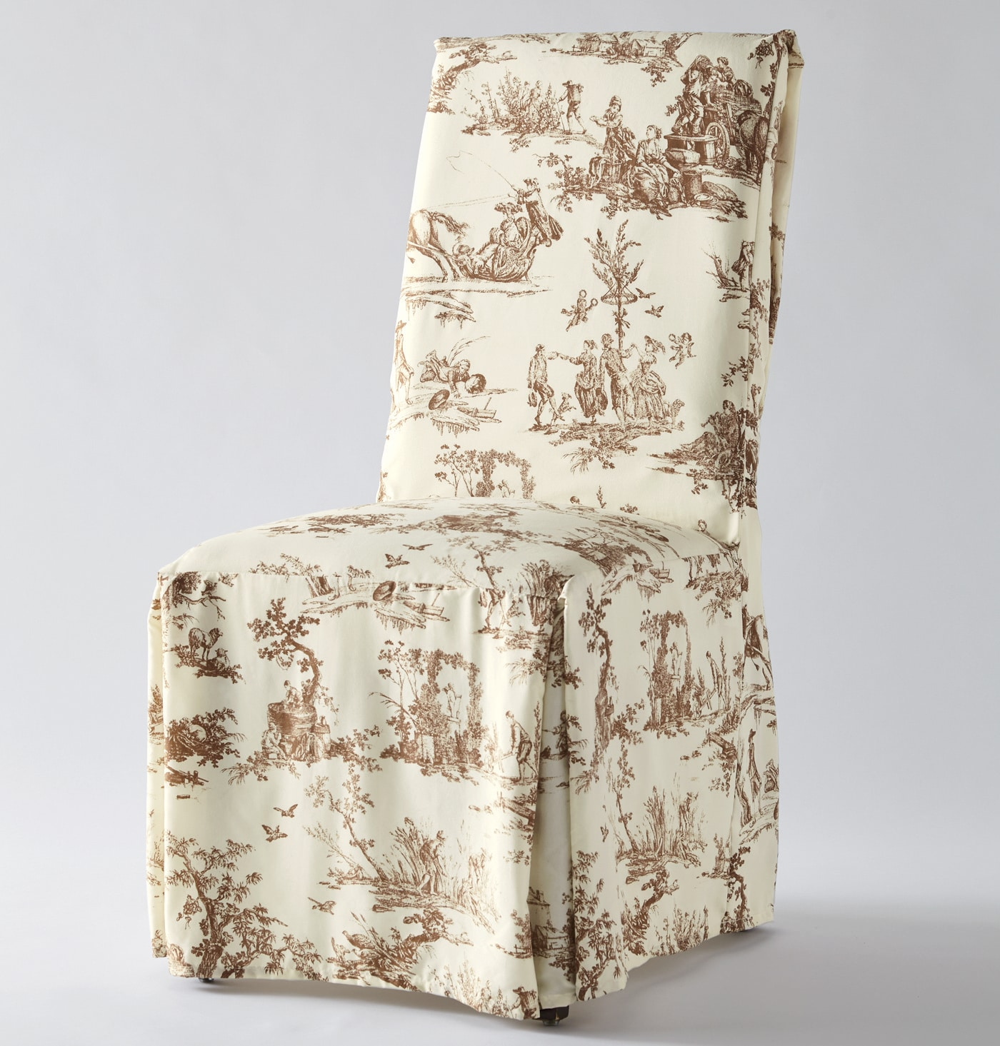 classic chair covers ireland black rental slipcovers sofa seventh avenue toile dining cover