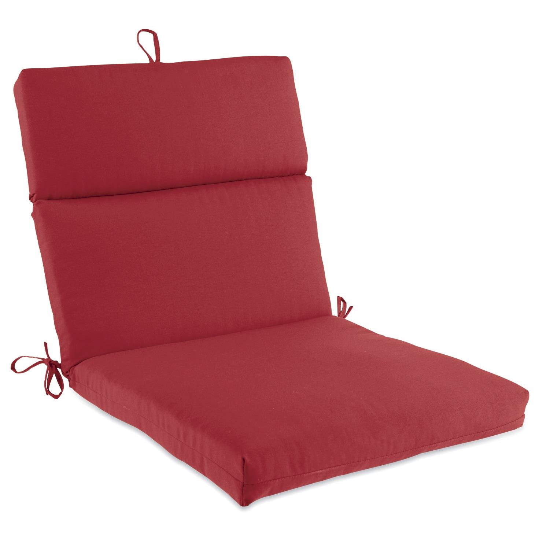 Outdoor HighBack Chair Cushion  Seventh Avenue